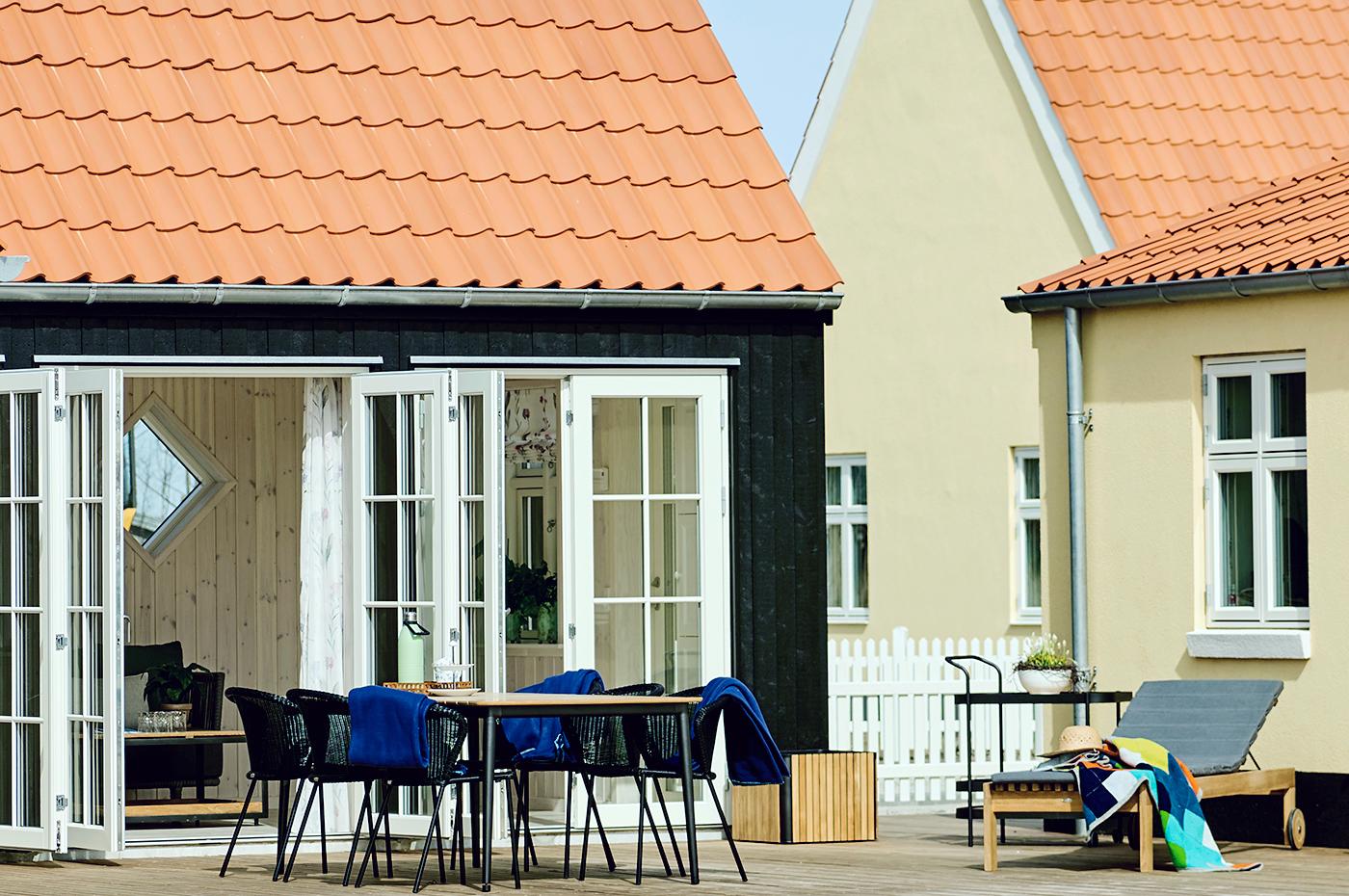 Terrassedore I Hoj Dansk Kvalitet Gennemfort Elegant Design Outrup